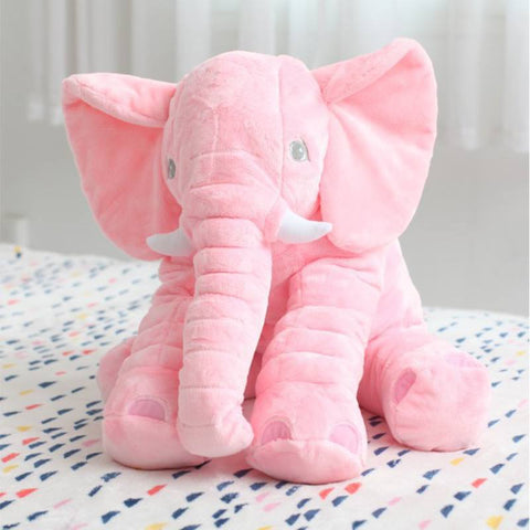Adorable Soft and Sweet Baby Elephant Pillow - High Quality - MyShoppingSpot