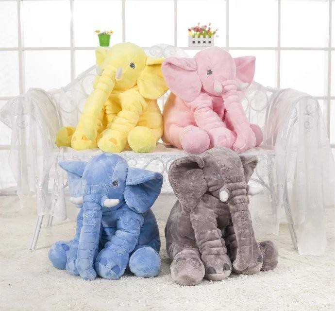 Big Soft Baby Elephant Quot Loved It Gave It To My Daughter