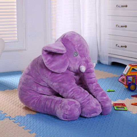 Big Soft Baby Elephant  - *ADD the bundle item below or any other item to get FREE SHIPPING!* - MyShoppingSpot