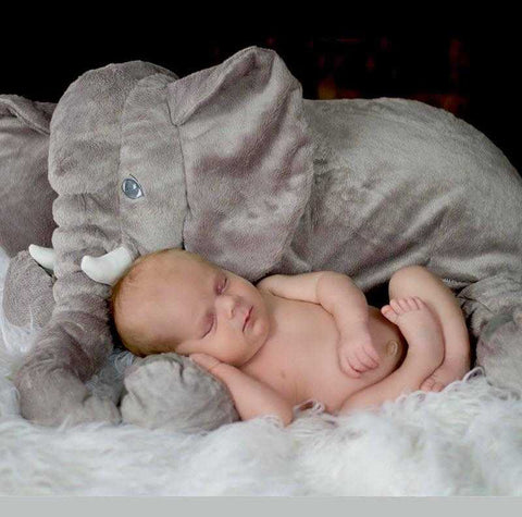BIG Soft Baby Elephant  - 60% OFF TODAY ONLY - MyShoppingSpot