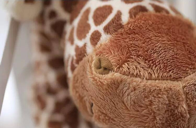 Friendly Plush Giraffe - MyShoppingSpot