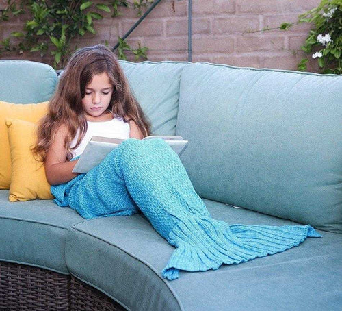 Totz Mermaid Blanket - MyShoppingSpot