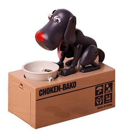 Money Boxes - The Cutest Dog Coin Money Box  - Free Shipping