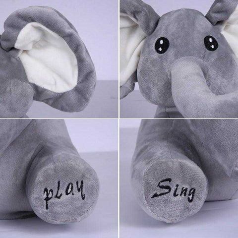 Sing And Play Elephant