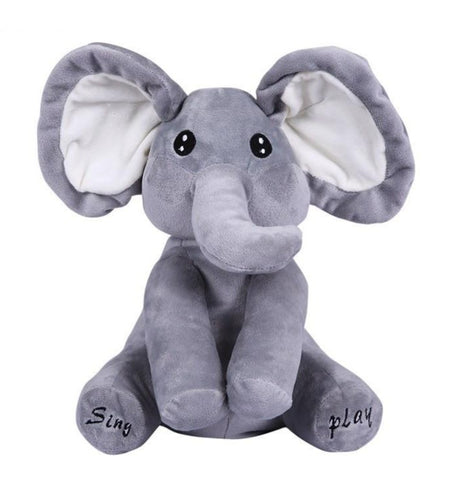 Sing And Play Elephant  *60% OFF FLASH SALE TODAY* - MyShoppingSpot