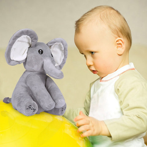 Sing And Play Elephant  *60% OFF FLASH SALE TODAY*