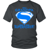Image of T-shirt - I'm A Grandpa Whats Your Super Power