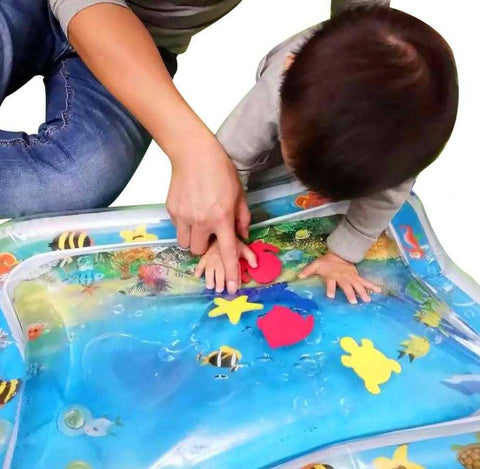 Tummy Time Water Mat   ** ON SALE TODAY**  Global Shipping - MyShoppingSpot