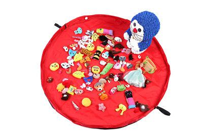 Portable Kids Toy Storage Bag and Play Mat - MyShoppingSpot