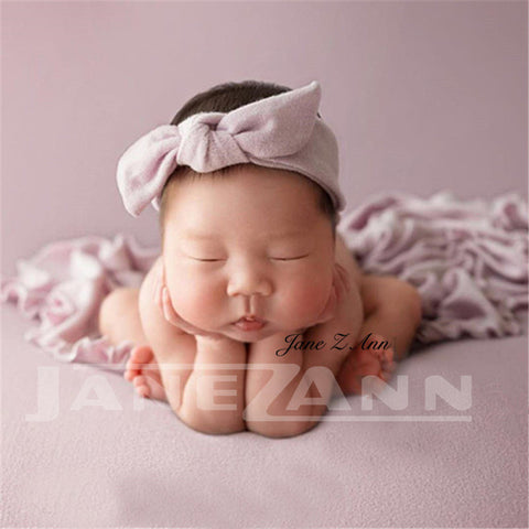 Baby Photo Props  Hat Headband and Wraps