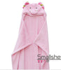 "Image of ""Baby's in Bloom"" - Animal Baby Bath Towel - Multi Purpose - MyShoppingSpot"