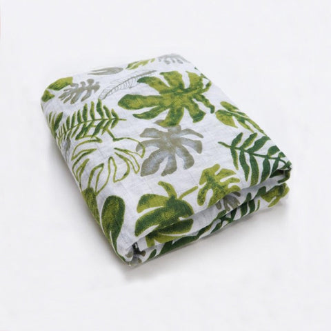 Image of Organic Baby Swaddle - MyShoppingSpot