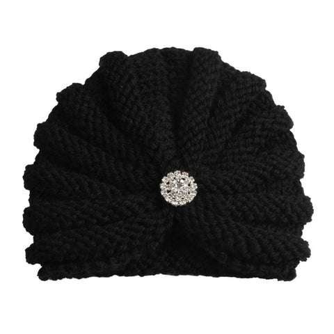 Knitted Winter Baby Beanie - MyShoppingSpot
