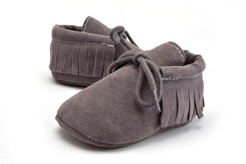 Newborn Infant  Moccasins