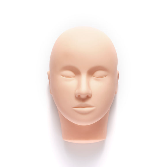 Eyelash Extension Training Mannequin Head