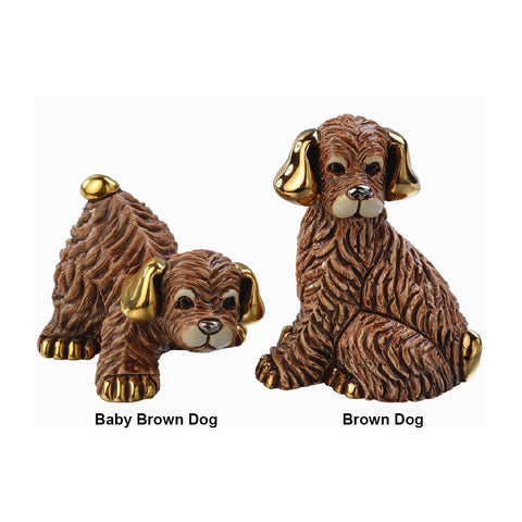 Brown Dogs
