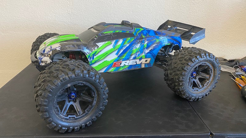 Is buying a used RC worth it if you're new to the hobby? We bought a used Traxxas E-Revo 2.0 and here's the story.