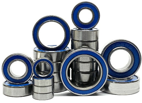 Traxxas 1/10 4wd 4x4 Slash, Rustler, Stampede, Rally and Telluride Bearing Kit (21 Bearings)