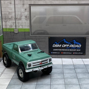 "DSM Off-Road Scale Banner (3""x6"" Size)"
