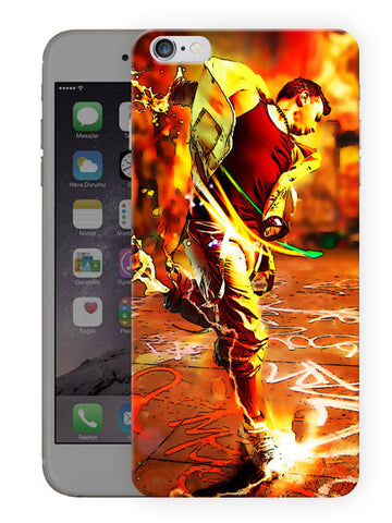 Dance Life Printed Designer Mobile Back Cover For Apple Iphone 6S Plus