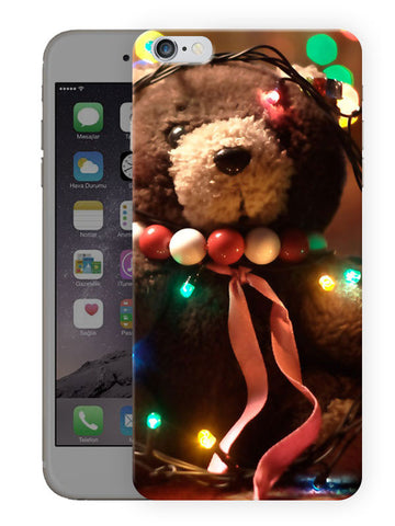 Teddy With Lights Printed Designer Mobile Back Cover For Apple Iphone 6S Plus