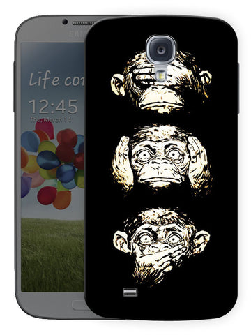 12 Monkeys Printed Designer Mobile Back Cover For Samsung Galaxy S4 Mini