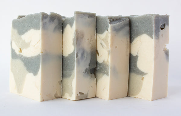 Noir soap for men
