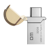 DM Type-C OTG 16 GB / 32 GB Mini USB Bellek