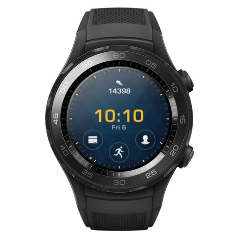 Huawei Watch 2 Sport Carbon Black Akıllı Saat