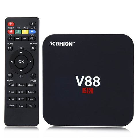 SCISHION V88 4K Android Tv Box