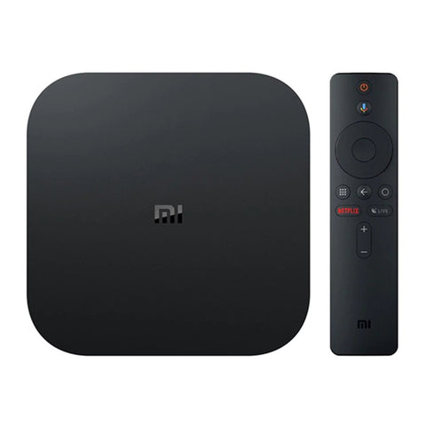 Xiaomi Mi Box S 4K Android Tv
