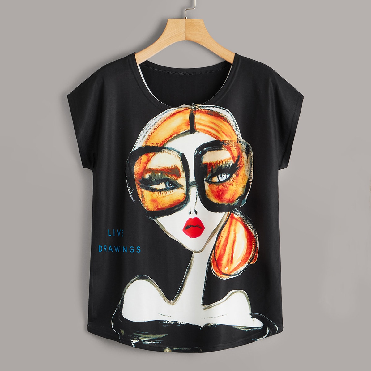Little Miss Fashion Tee