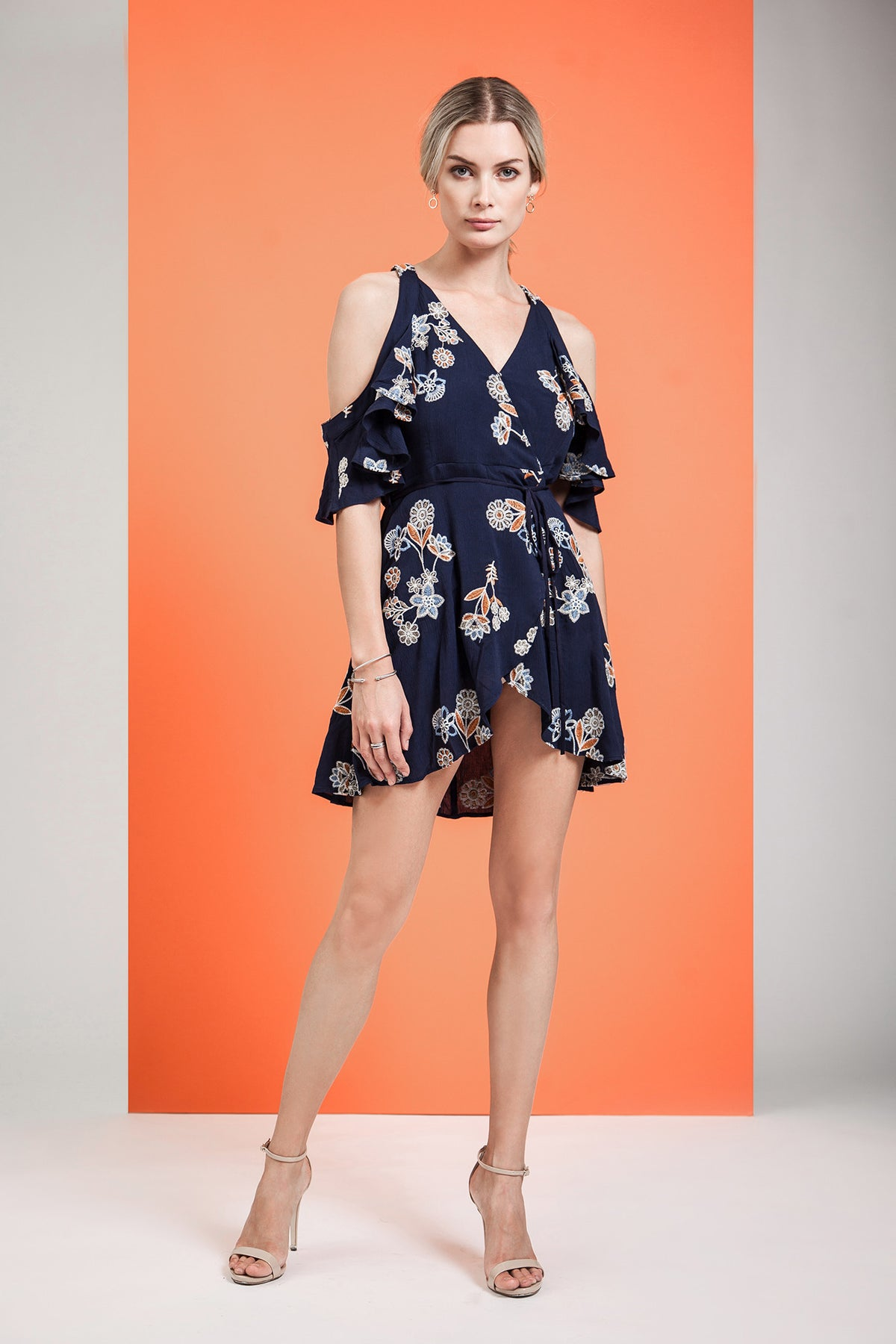 Harper Drop Shoulder Dress