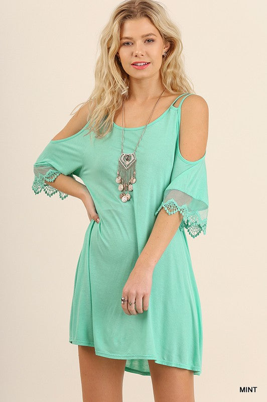 Lily Cold Shoulder Dress