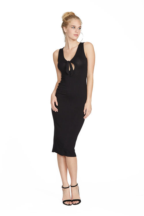 Clayton Mari Black Dress