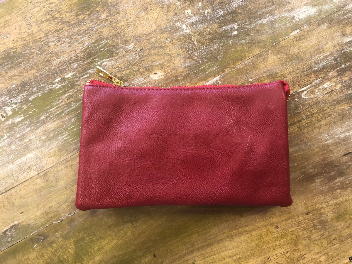 Vegan Convertible Clutches