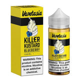 Killer Kustard Blueberry 100ml