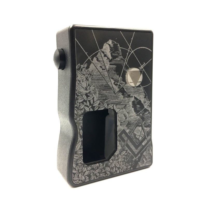 Octopus Mods Quattro Elements 21700 Squonk