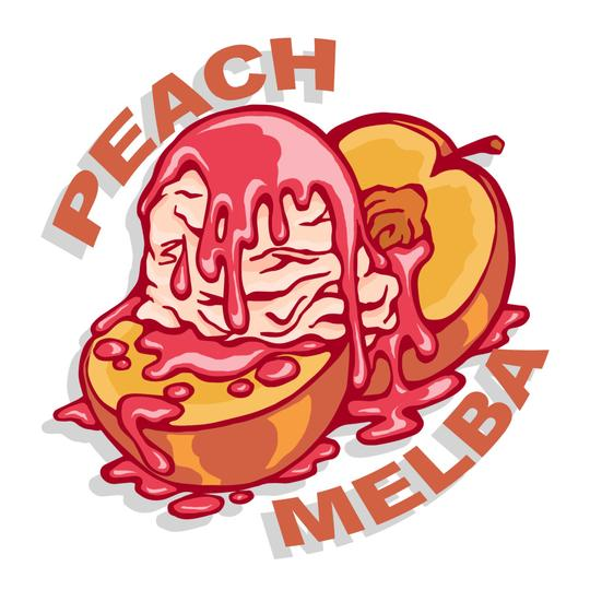 Peach Melba 50ml