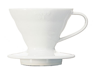 V60 Coffee Dripper 01 Ceramic