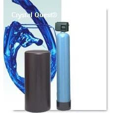 Crystal Quest Light Commercial Single Water Softener System 30,000 Grains - PureWaterGuys.com