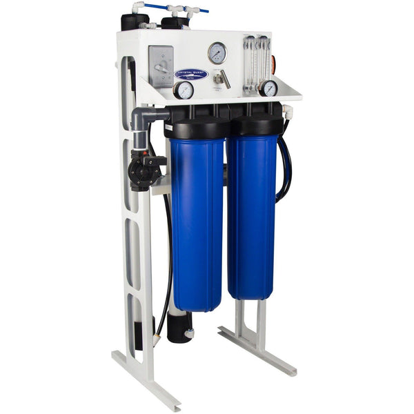 Crystal Quest Commercial Reverse Osmosis 2,500 GPD Water Filter System CQE-CO-02027 - PureWaterGuys.com
