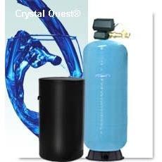 Crystal Quest Commercial/Industrial Single Water Softener System 210,000 Grains - PureWaterGuys.com