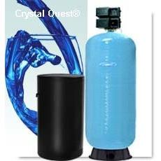 Crystal Quest Commercial/Industrial Single Water Softener System 450,000 Grains - PureWaterGuys.com