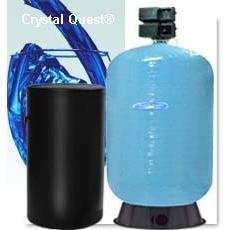 Crystal Quest Commercial Water Softener System 1,200,000 Grains - PureWaterGuys.com