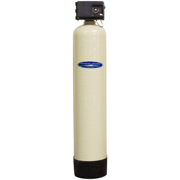 Crystal Quest Commercial/Industrial 15 GPM GAC Water Filter System - 3 Cu .Ft. - PureWaterGuys.com