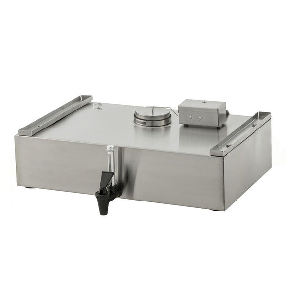 Durastill 4 Gallon Counter Top SS Tank- Manual - PureWaterGuys.com