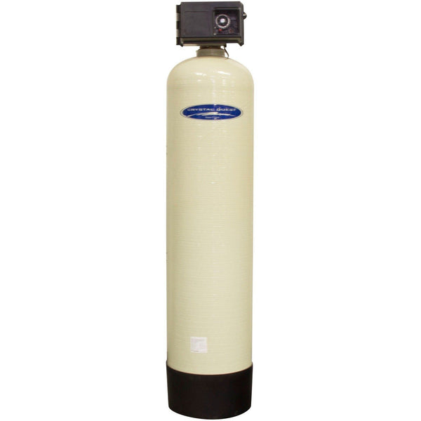 Crystal Quest Commercial Gr Activated Carbon Filter System - 4 Cu .Ft. - PureWaterGuys.com