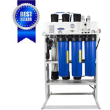 Crystal Quest Commercial Reverse Osmosis 7,000 GPD Water Filter System