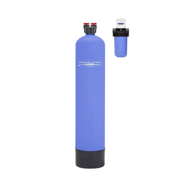 Crystal Quest Guardian Whole House Water Filter CQE-WH-03101 - PureWaterGuys.com